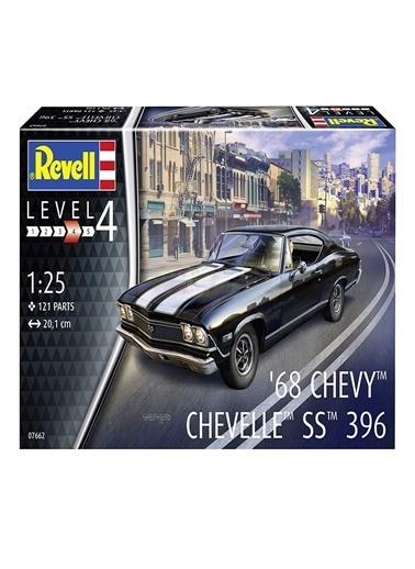 Revell  Maket 1968 Chevy Chevelle 07662 Renkli